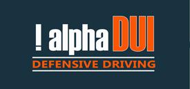 !Alpha DUI Logo